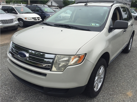 2007 Ford Edge for sale in Aston, PA