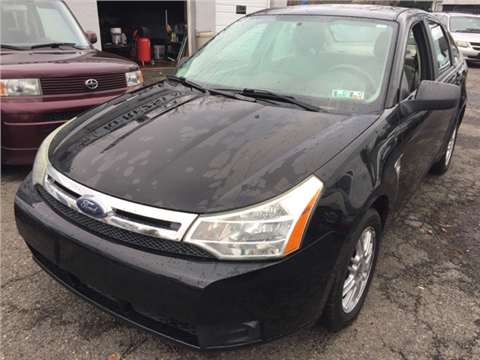 2008 Ford Focus for sale in Aston, PA