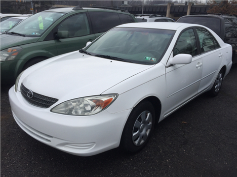 2002 Toyota Camry for sale in Aston, PA