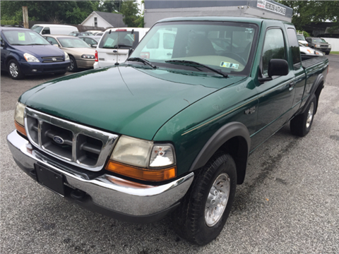 1999 Ford Ranger for sale in Aston, PA