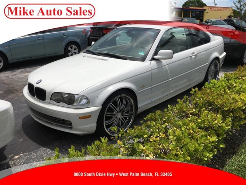 2001 BMW 3 Series 330Ci 2dr Coupe