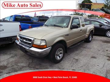 2000 Ford Ranger for sale in West Palm Beach, FL