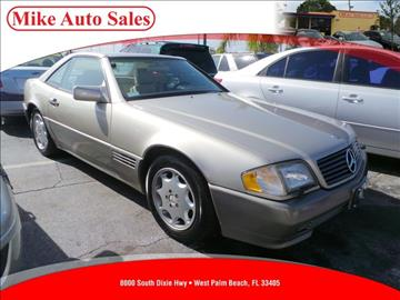 1995 Mercedes-Benz SL-Class for sale in West Palm Beach, FL