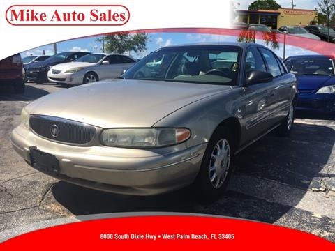 2001 Buick Century for sale in West Palm Beach, FL