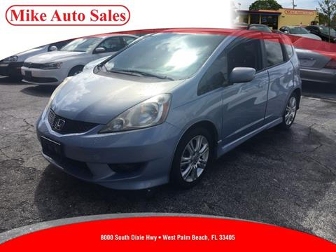 2009 Honda Fit for sale in West Palm Beach, FL