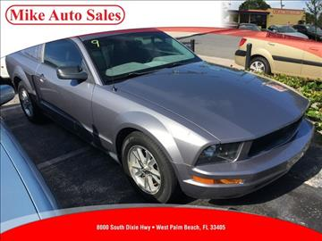 2006 Ford Mustang for sale in West Palm Beach, FL