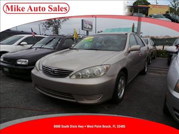 2006 Toyota Camry for sale in West Palm Beach, FL
