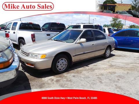 1995 Honda Accord for sale in West Palm Beach, FL