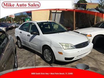 2005 Ford Focus for sale in West Palm Beach, FL