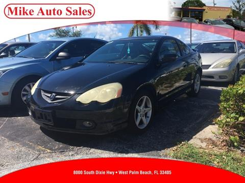2004 Acura RSX for sale in West Palm Beach, FL