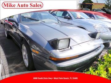 1991 Toyota Supra for sale in West Palm Beach, FL