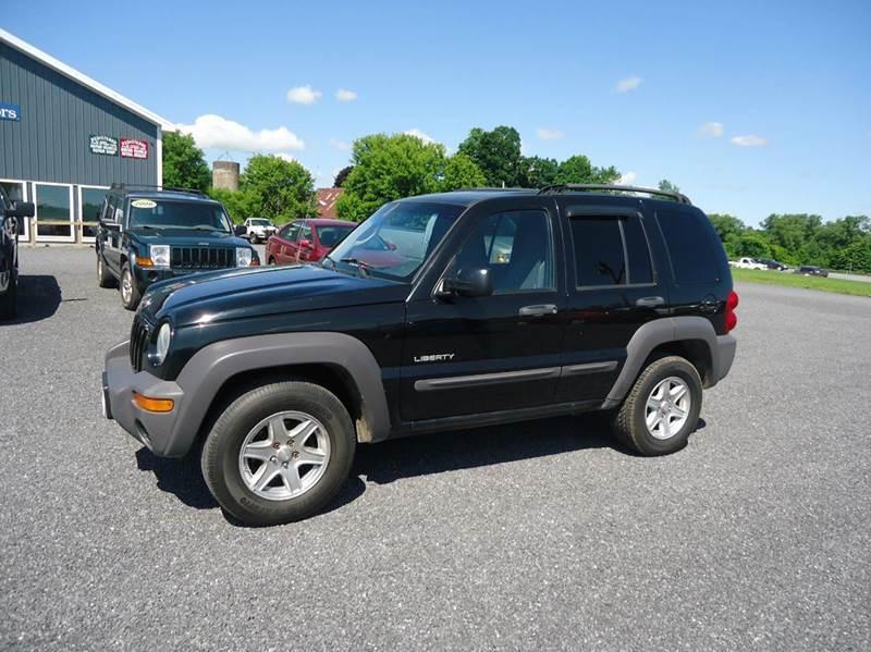 2004 jeep liberty sport 4dr 4wd suv in glenfield lowville old forge riverside motors. Black Bedroom Furniture Sets. Home Design Ideas