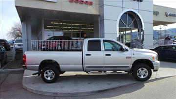 2007 Dodge Ram Pickup 3500 for sale in Wenatchee, WA