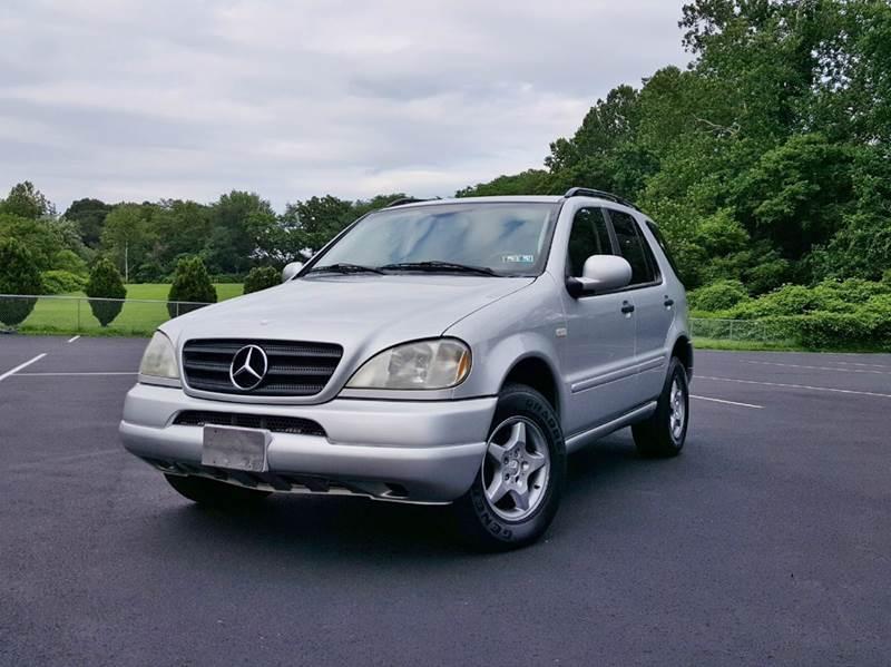 Mercedes benz m class for sale in philadelphia pa for Mercedes benz for sale in pa