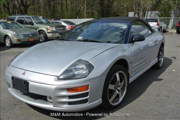 2001 Mitsubishi Eclipse Spyder for sale in Richmond, VA