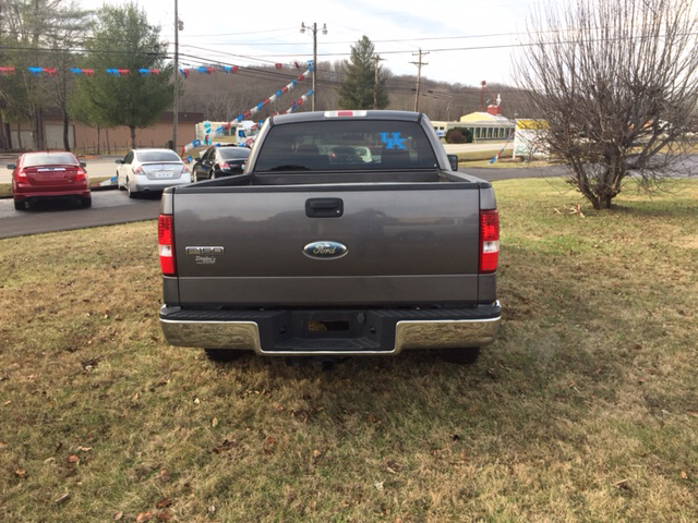 2007 Ford F-150 XLT 4dr SuperCrew Styleside 5.5 ft. SB - Morehead KY