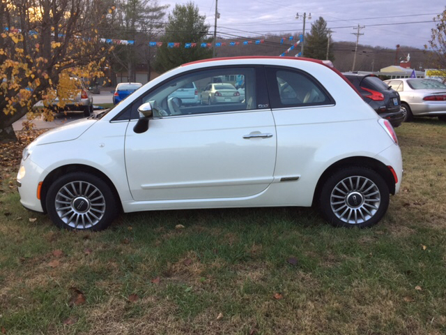 2013 FIAT 500c Lounge 2dr Convertible - Morehead KY