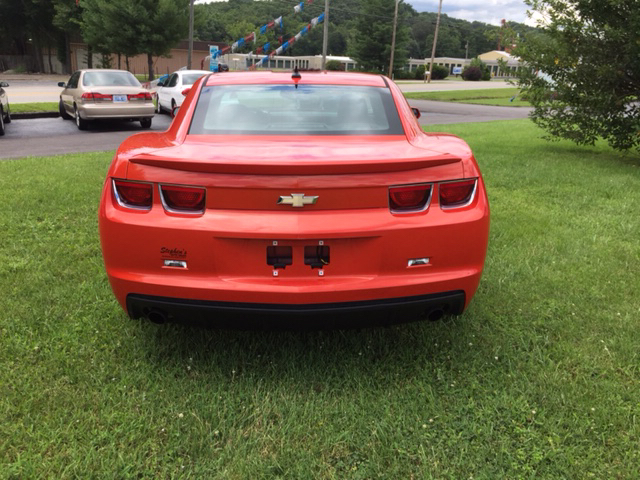 2012 Chevrolet Camaro LS 2dr Coupe w/2LS - Morehead KY