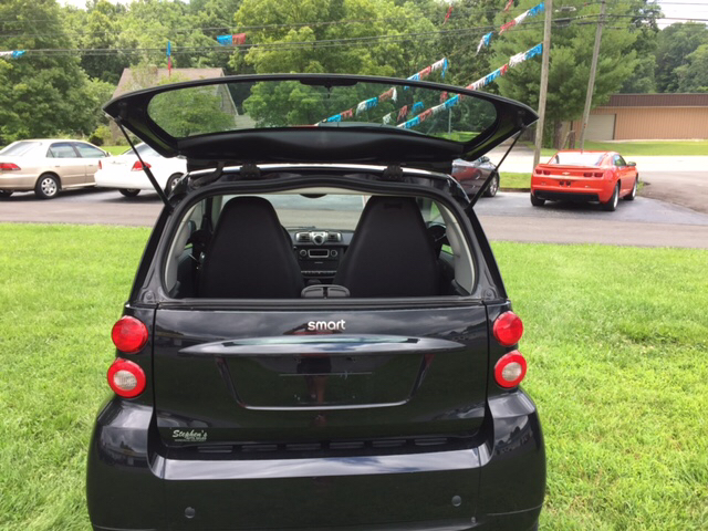 2012 Smart fortwo passion 2dr Hatchback - Morehead KY