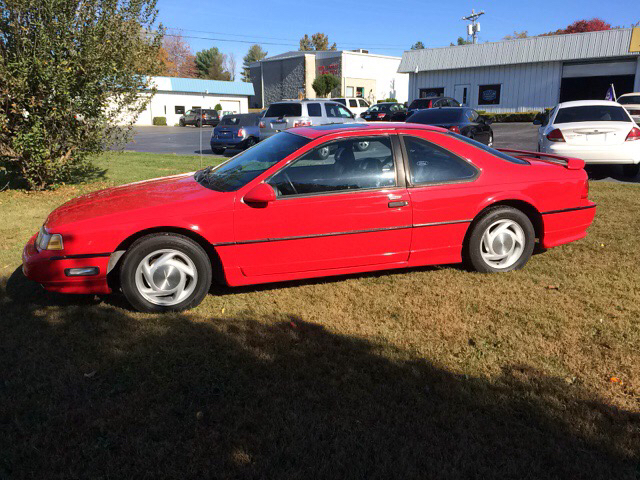 1990 Ford Thunderbird SC 2dr Supercharged Coupe