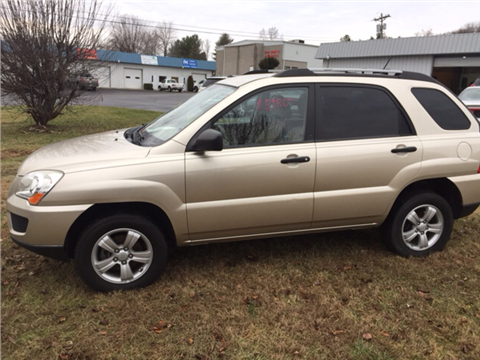 2009 Kia Sportage for sale in Morehead, KY