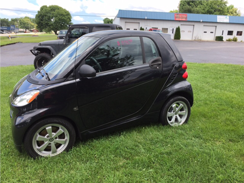 2012 Smart fortwo for sale in Morehead, KY