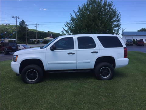 2007 Chevrolet Tahoe for sale in Morehead, KY