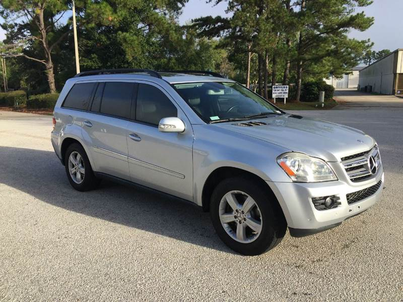 2007 mercedes benz gl class gl450 awd 4matic 4dr suv in longwood fl global auto exchange. Black Bedroom Furniture Sets. Home Design Ideas