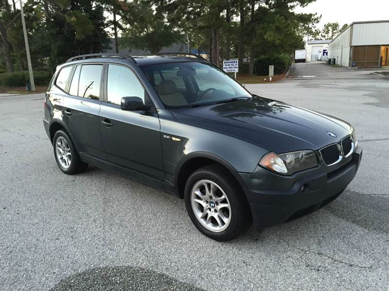 2004 bmw x3 awd 4dr suv in longwood fl global auto. Black Bedroom Furniture Sets. Home Design Ideas