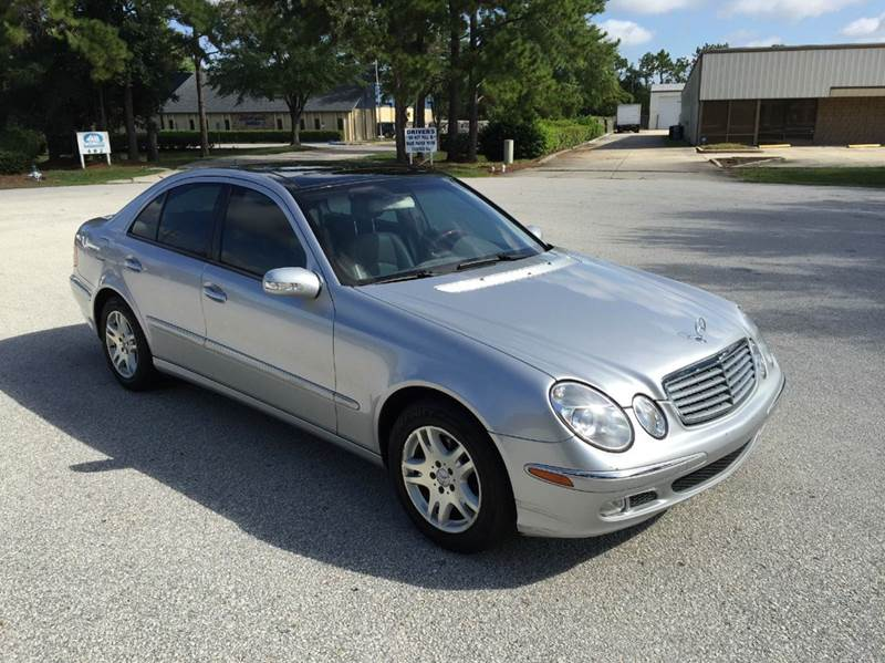 2003 mercedes benz e class e320 4dr sedan in longwood fl for 2003 mercedes benz e class sedan