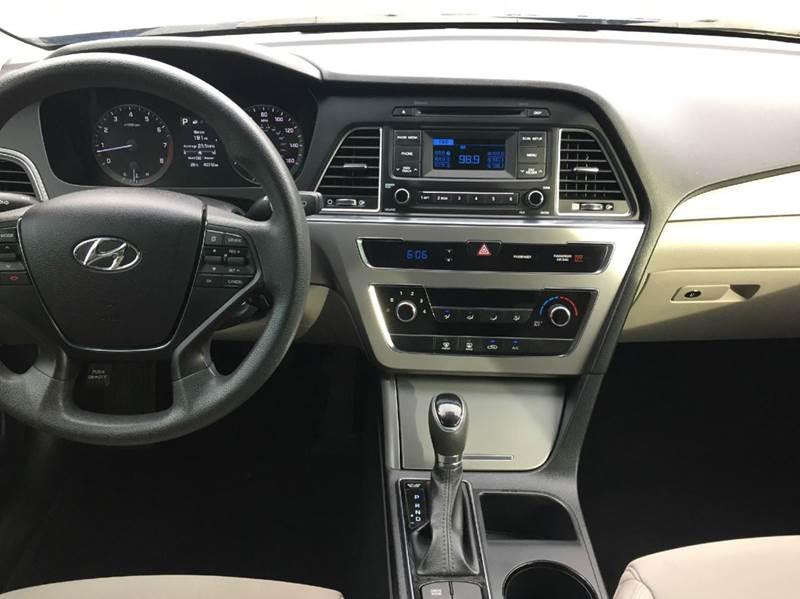 2015 Hyundai Sonata SE 4dr Sedan - Longwood FL