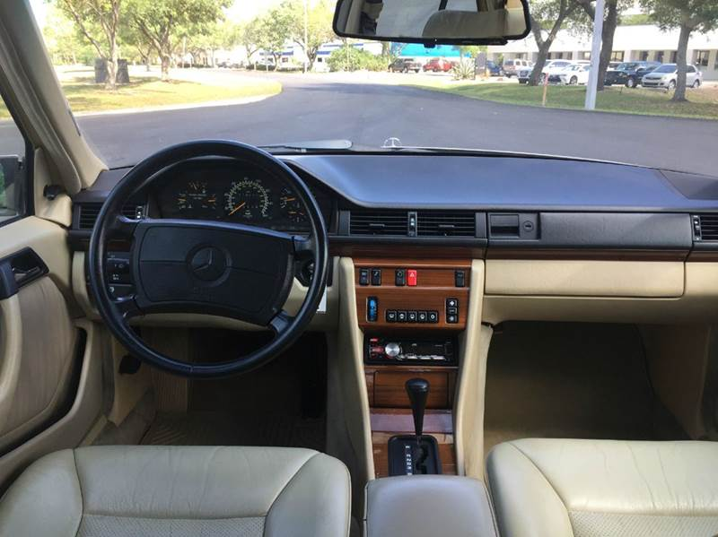 1991 Mercedes-Benz 300-Class 300 E 4dr Sedan - Longwood FL