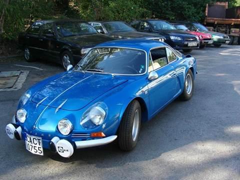 1972 Renault Alpine A110