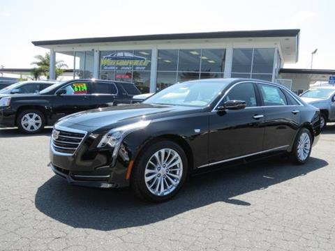 2018 Cadillac CT6 for sale in Watsonville, CA