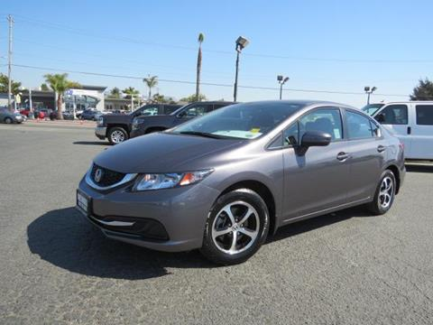 2015 Honda Civic for sale in Watsonville CA