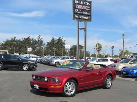 2006 Ford Mustang for sale in Watsonville CA
