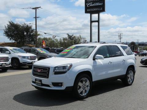 2017 GMC Acadia Limited for sale in Watsonville, CA