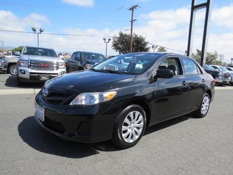 2012 Toyota Corolla for sale in Watsonville, CA