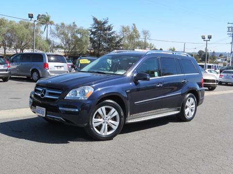 2012 Mercedes-Benz GL-Class for sale in Watsonville, CA