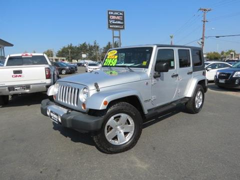2008 Jeep Wrangler Unlimited for sale in Watsonville CA