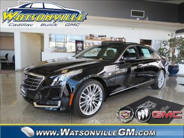 2017 Cadillac CT6 for sale in Watsonville, CA