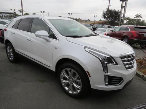 2018 Cadillac XT5 for sale in Watsonville CA