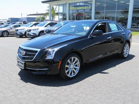 2017 Cadillac ATS for sale in Watsonville, CA