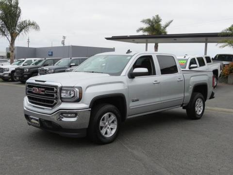 2017 GMC Sierra 1500 for sale in Watsonville CA