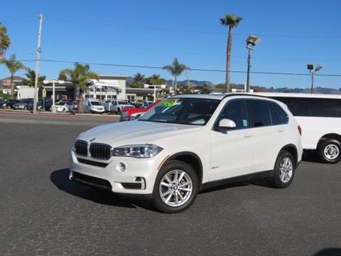 2015 BMW X5 for sale in Watsonville CA