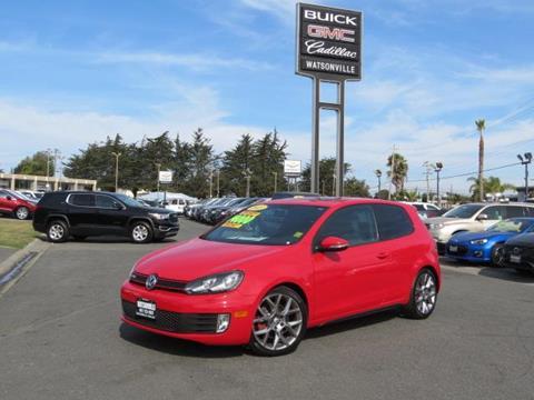 2013 Volkswagen GTI for sale in Watsonville, CA