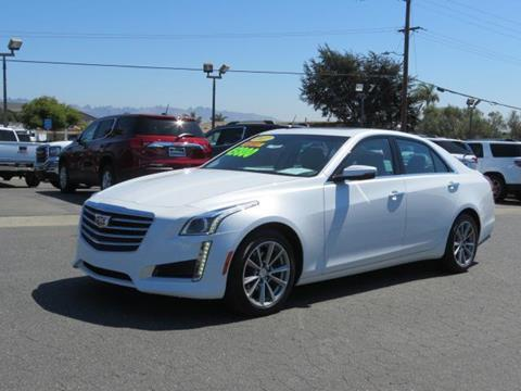 2017 Cadillac CTS for sale in Watsonville, CA