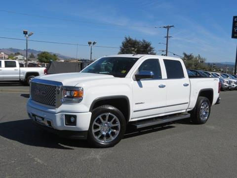 2014 GMC Sierra 1500 for sale in Watsonville CA