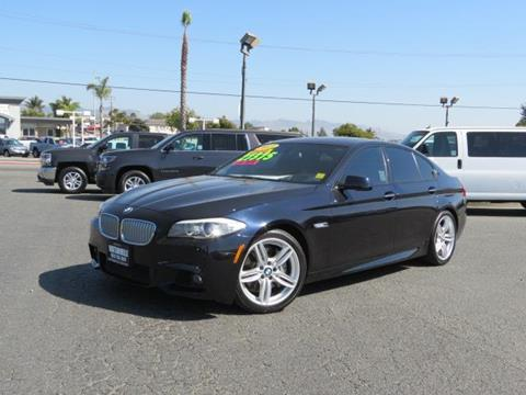 2013 BMW 5 Series for sale in Watsonville CA