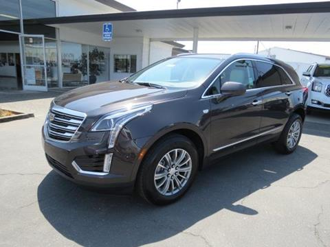 2017 Cadillac XT5 for sale in Watsonville, CA